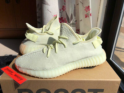 new style 25f03 d67bb ... best price adidas yeezy boost 350 v2 butter 9.5 10 8 f36980 28 44 cream  zebra