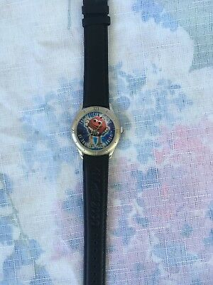 Limited Edition 1998 MM M&M's The Official Candy of the New Millennium Watch M&M