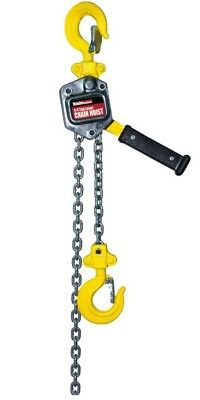 1/4 Ton Lever Manual Chain Hoist Lift Heavy Loads Safe Brake 500lb + *FREE GIFT*