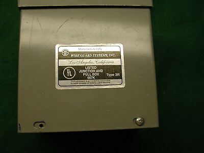 6X6X4 TYPE 1 JUNCTION AND PULL BOX Keystone Metal Free
