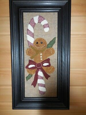 The Smiling Ginger Bread Man