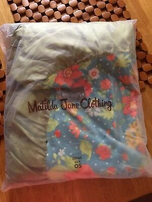 Matilda Jane No Reservations Blanket Nwt