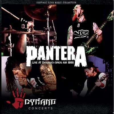 Pantera - Live At Dynamo Open Air 1998 NEW CD
