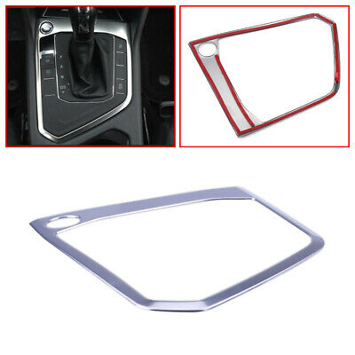 For VW Tiguan MK2 2017-2018 Gear Position Panel Cover Trim Stainless Steel