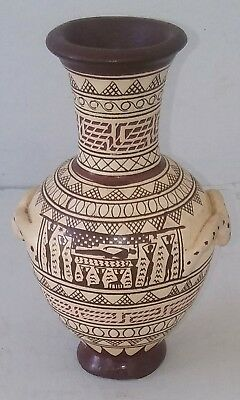 Vase No. 224/B From Geometrical Amphora 700 B.C. Museum Made by D. Vassilopoulos