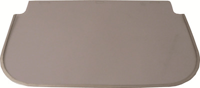 Protector THERMOGUARD+ VISOR 250x400mm 1mm Thick, Flared CLEAR *Aust Brand