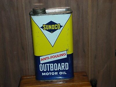 Suoco . fair shape imperal qt.outboard oil can       33