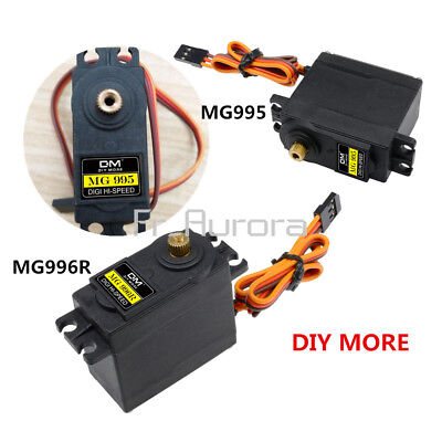 MG995/MG996R Torque Metal Gear RC Servo Pour Airplane Helicopter Car Boat