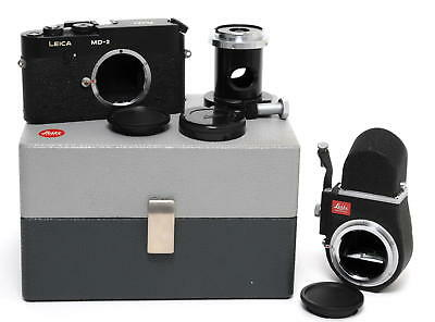Leica MD-2 Speciale Macro Kit with Vissoflex III in box