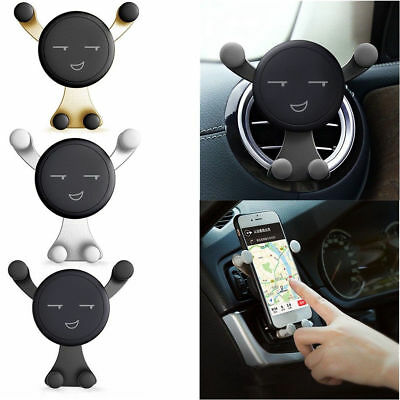 Car Mount Air Vent Fashion Magnetic Holder Stand Universal For Cell Phone GPS MZ