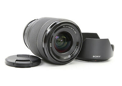 Sony FE 28-70 mm F 3.5-5.6 OSS E-Mount (SEL2870) + TOP (208285)
