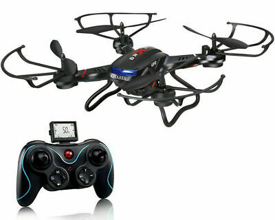 Holy Stone F181C RC Drone with HD Camera 2 Batteries Gift f. Beginner Quadcopter