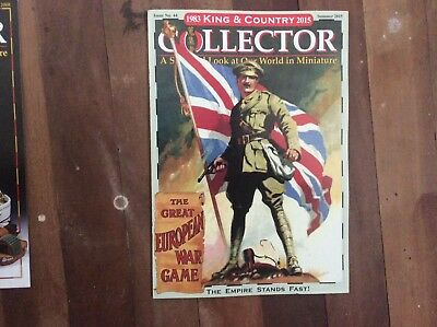 King and Country collector magazine issue no.44, 2015