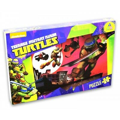 Teenage Spielspaß Puzzlespass ab 6 Jahren Mutant Ninja Turtles 500 Teile