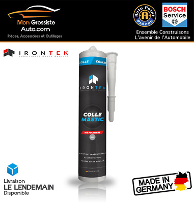 IRONTEK Joint Colle Gris MS Polymere 310ml