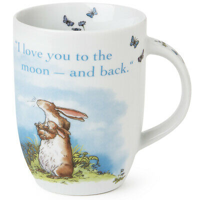 NEW Konitz Guess How Much I Love You The Moon & Back Mug
