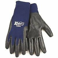 Kinco 035117189041 International Gloves Nitrile Gray Knit X-Large Single Pair