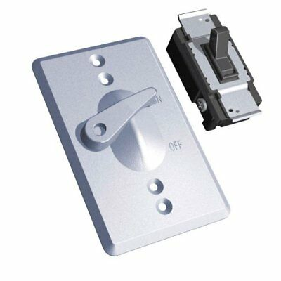 "REDDOT 1.5"" Rectangle Metal Electrical Box Cover S321E"