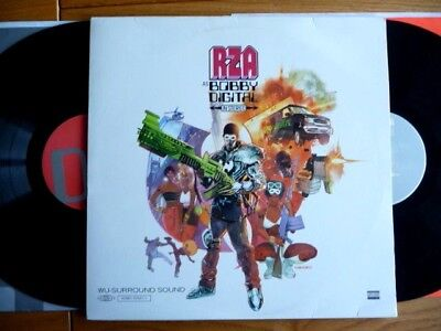RZA As Bobby Digital ‎– In Stereo RARE US 1998 Near Mint (2LP)