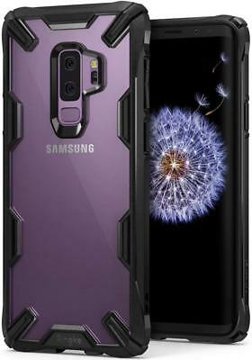 For Samsung Galaxy S9 Plus   Ringke [FUSION-X] Shockproof Clear Back Case Cover