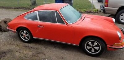 PORSCHE 911T 1970 2.2 COUPE Arriving Soon