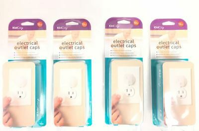 Child Baby Safety Electrical Outlet Covers Baby Proofing Outlet Caps Kidco 12pk