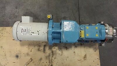 Waukesha Lobe Pump Model: 003U2(962-09)