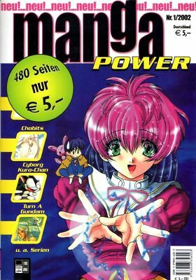 Manga power Nr. 1/2002