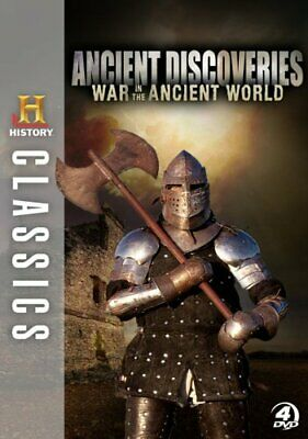 HISTORY Classics: Ancient Discoveries: War in the Ancient World DVD