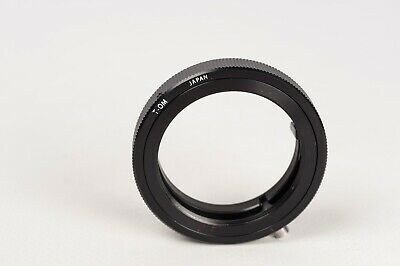 T2 mount for Olympus OM Made in Japan