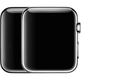 Apple Watch (1st Generation) Grey/Silver- 42mm