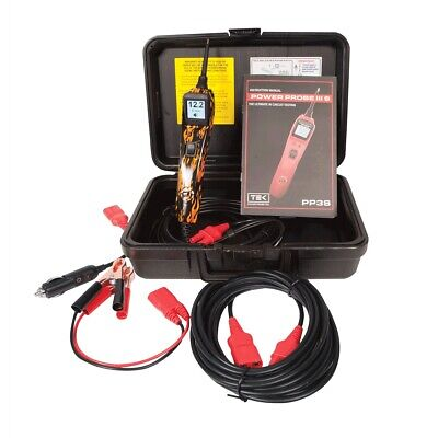 Power Probe 3S Big Display Circuit Tester Kit + Accessories CAMO #PP3S05AS