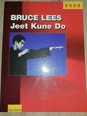 Bruce Lee´s Tao of Jeet Kune Do/deutsche Ausgabe/Kampfsport/Wing Chun/Kung Fu