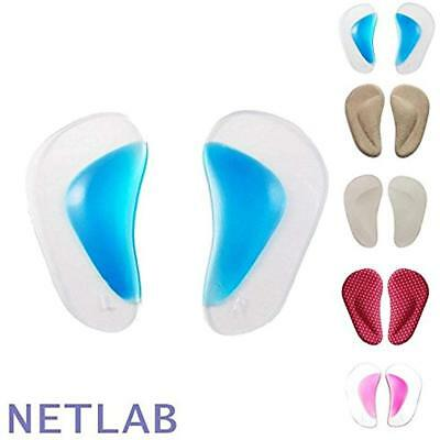 Arch Support Orthopedic Insole Flat Foot Flatfoot Correction Shoe Feet Cushion
