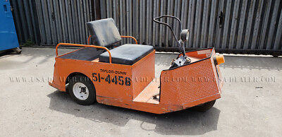 Taylor Dunn SS5-36 Electric Utility Cart
