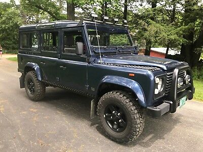 1985 Land Rover Defender  1985 Land Rover Defender 110 200 Tdi  No Reserve