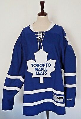 Toronto Maple Leafs NHL Blue Jersey | Brand New | Large | Official Reebok Jersey