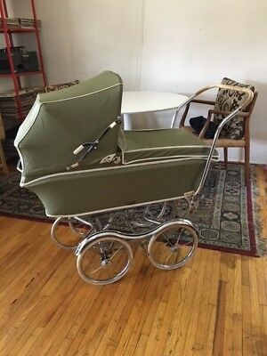Rex Stoll O Chair Vintage Baby Stoller Pram Buggy