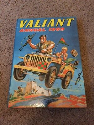 Valiant annual/book 1969