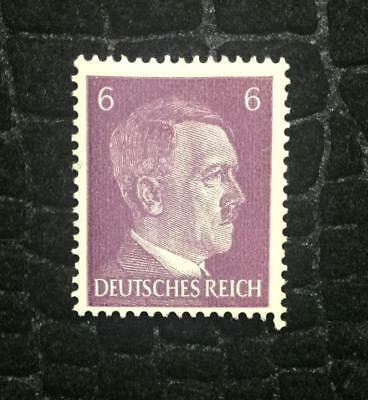 Rare Old Antique Authentic German WWII Unused Stamp - Historical Artifact