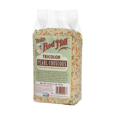 Bob's Red Mill-Tricolor Pearl Couscous (4-16 oz bags)