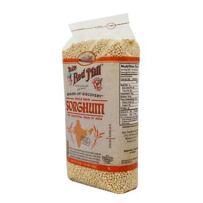 Bob's Red Mill-Gluten Free Sorghum Grain (4-16 oz bags)