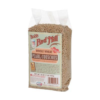 Bob's Red Mill-Whole Wheat Pearl Couscous (4-12 oz bags)