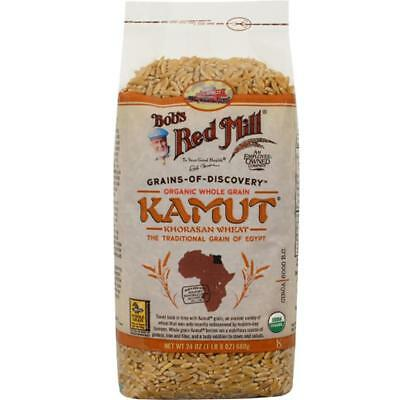 Bob's Red Mill-Organic Kamut Berries (4-24 oz bags)