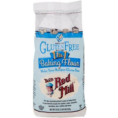 Bob's Red Mill-Gluten Free 1 To 1 Baking Flour (4-22 oz bags)