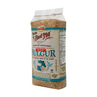 Bob's Red Mill-Quick Cooking Bulgur - Red Wheat (4-28 oz bags)