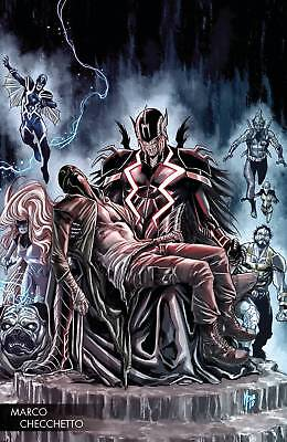 Death Of Inhumans #2 (Of 5) Checchetto Young Guns Var (01/08/2018)