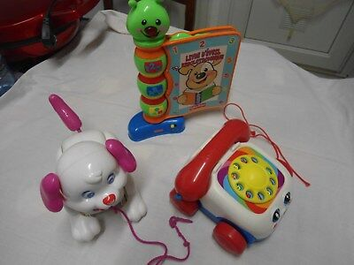 Lot Jouets   Fisher Price