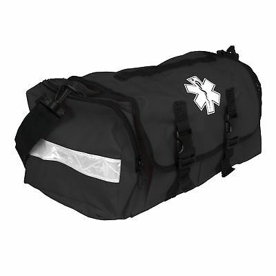 Dixigear First Responder On Call Trauma Bag W/ Reflectors (Black) Black
