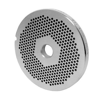 Hole Disc for Meat Grinders Sizes 42 with Allen Holes
